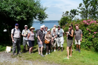 Looe Island Guided Walk