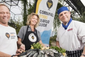 Eden joins in support of Cornwall Good Seafood Guide