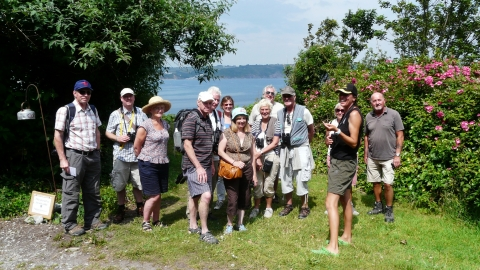 Looe Island Walking Group
