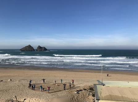 Holywell Love Your Beach Day 2019 by Chris Betty
