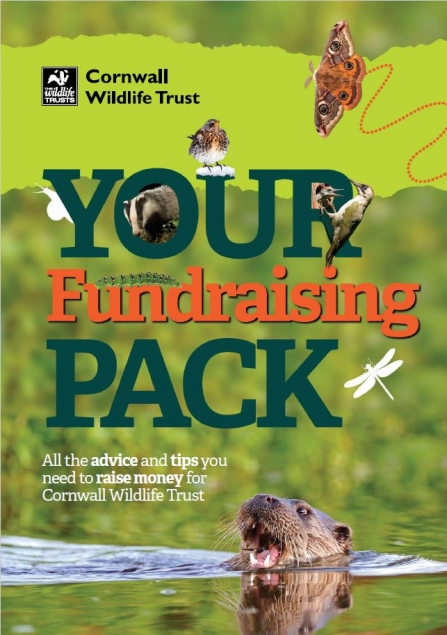 fundraising pack cover