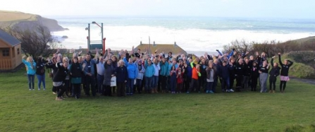 Marine champions across Cornwall come together