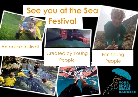 See you at the Sea Festival Poster