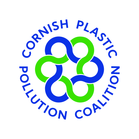 The new Cornish Plastic Pollution Coalition logo